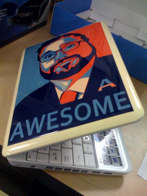 My Awesome Laptop